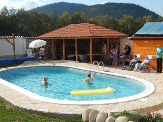 Rila Mountain Lodge,Private Mountain Villa with Swimming Pool,Ideal for Families, Govedartsi