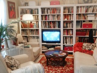 Apartment 1.4 km from the center of Barcelona with Internet, Air conditioning