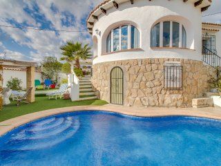 Villa Canari, Villa con Piscina y Vista al Mar
