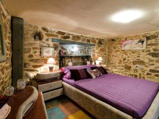 "Cretan Stone House at the Village ""Dora""!"