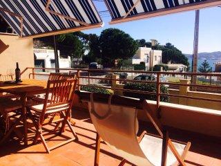 Apartamento en la Costa Brava con vistas- Appartement sur la Costa Brava vue mer