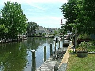 Waterfront Home in Keenwick Sound,W.Fenwick Island, Selbyville