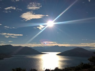 Breathtaking views from Villa D & pool, Zvinje, Herceg Novi, Herceg-Novi