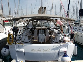 Sail Pacific Gold - Yachting Sailing Trips