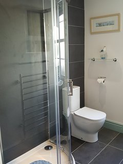 Newly refurbished with mains shower