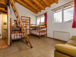 Alberg La Solana - 3 - Group/Family Room (4 - 6 persons) - Reduced Movility