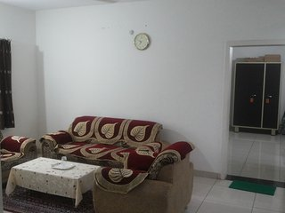Duplex Villa Guest House (AC) 2 bed rooms for 4 guests, Bhubaneswar