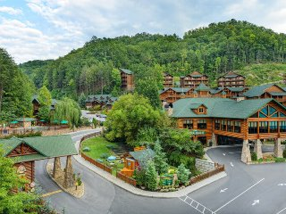 A Prime Location in the Beautiful Great Smoky Mountains at WestGate Resort