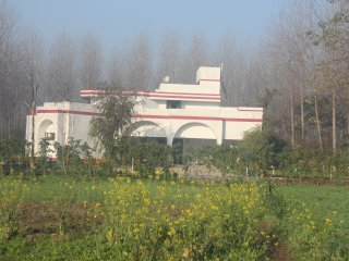 my place is just 3 km away from city it is proper  farm house with live stock