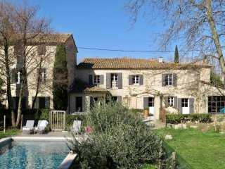 Beautifully renovated farmhouse, with heated 15x4 pool and large garden, Saumane-de-Vaucluse