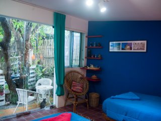 Garden room - private twin room, experience Siem Reap like at home