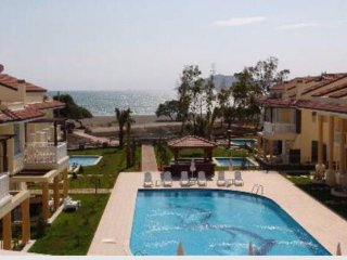 Seaside Residence Calis Beach - Beachfront 3 bdrm deluxe villa, Fethiye
