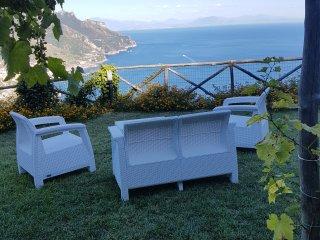 Vlla Annarosa - appartamento con vista fantastica, Ravello