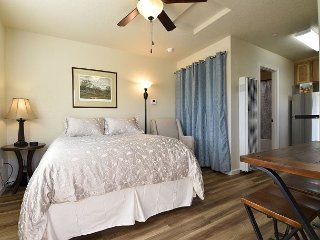 Sagewood Studio - Just Built - Clean, Comfortable & Convenient, McKinleyville