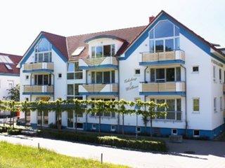 hochwertige Ferienwohnung für 4 Personen am Strandaufgang, barrierefrei, Zingst