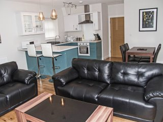 Abbey Apartments - Ground Floor Luxury Apartment, Barrow-in-Furness