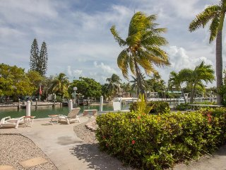 Waterfront, dog-friendly home w/60-ft dock, shared pool, & Cabana Club access!