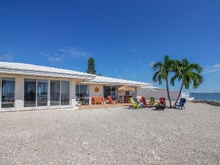 Dog-friendly oceanfront paradise w/access to shared pool, hot tub, and beach