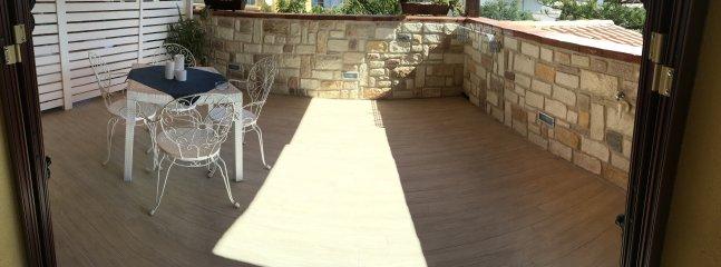 Private terrace room harmony