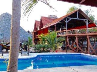 Arca de Pachue - Casa Barco, Bejuco