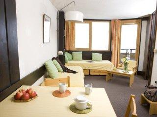 T2 4/5 personnes résidence avec piscine sauna et ménage compris