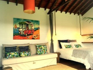 Bananas Lodge - Charming & comfortable bungalows - Amazing location - Surf, Golf