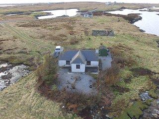 Airidh an Dobhrain, Benbecula Island