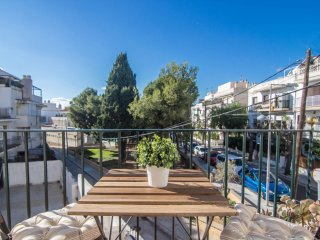 Nice located apartment with all amenities and parking in Sitges.