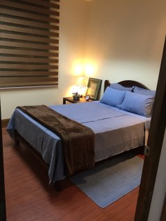 Double Bed/ large window