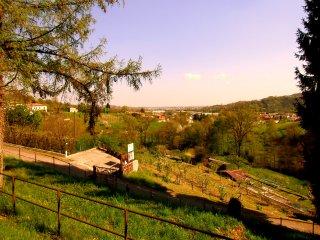 TaiObe - Romantico Relax in collina vicino Città Alta Bergamo e Aeroporto Orio, Palazzago
