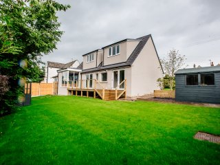 BLUE DALES  - Modern and Luxurious Detached Home in the Yorkshire Dales