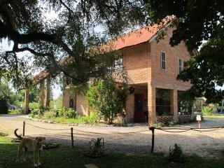 'CHALé ALTO' à Sto Domingo de Villa Soriano: CALME et JOLI APPARTEMENT sur PARC