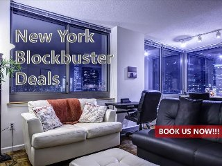 New York Area Modern 1 Bedroom Suite