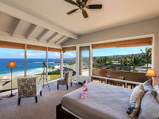 Kapalua Bay Villas 17B3 New Listing! 1BR/2BA Oceanview!