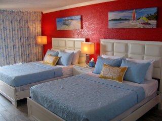 Oceanfront Prime Studio, Modern, Fully Remodeled, Spotless, Myrtle Beach