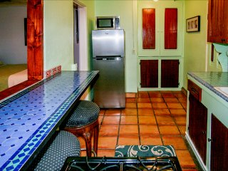 Stainless Steel Refrigerator, Microwave, Extra Cabinet Storage,...