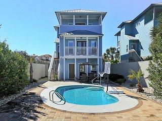 FOOTPRINTS IN THE SAND: New Guest House-Pool-Bikes, Santa Rosa Beach