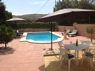 Exclusive Luxury Detached Villa With private Pool - 3 Bedrooms Sleeps 6 + 2