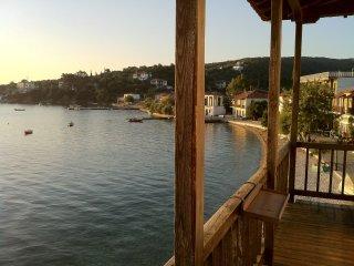 Horto view from the balcony
