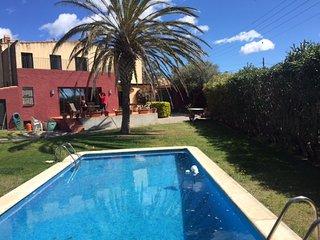 Casa con piscina en Costa Brava, Vilamaniscle