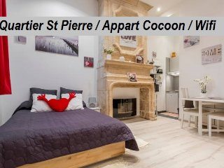 Appartement de Charme / Quartier St Pierre / Wifi*****