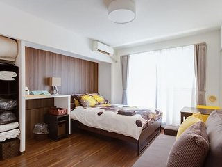 Cozy Apart at Kyoto Ctr.1MIN->#DD3