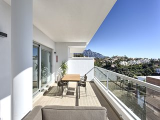 Deluxe 2 Bedroom Apartment with Fantastic Terrace Area