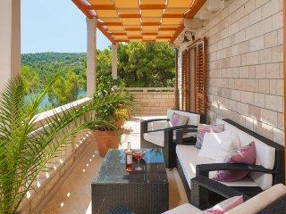 Luxury seafront villa, Brac island