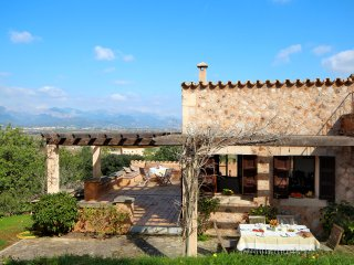 Holiday Country house Mallorca sleeps 6, Santa Eugenia