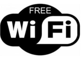 Wi-Fi gratuito.