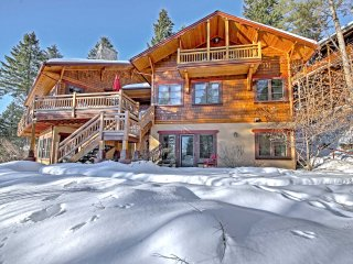 NEW! 3BR Whitefish Apartment w/ Great Nature Views!