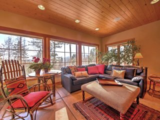 NEW! 3BR Whitefish Apartment w/Natural Views!