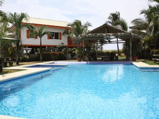 Costa Rica, Pristine Beach Front Bungalow, Playa Hermosa, Pacific, perfect Vaca!