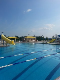 Community Center Pool - located 20 mins away. Open Memorial Day to Labor Day